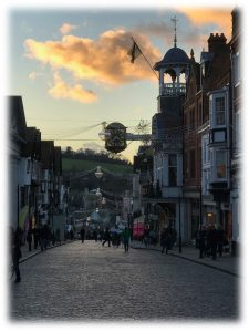 Guildford High Street: Click to view more places.