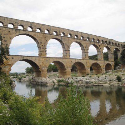 Pont Do Gard, France