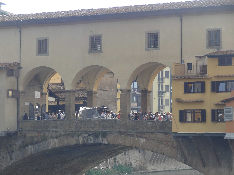 Ponte Vecchio, Florence,Italy