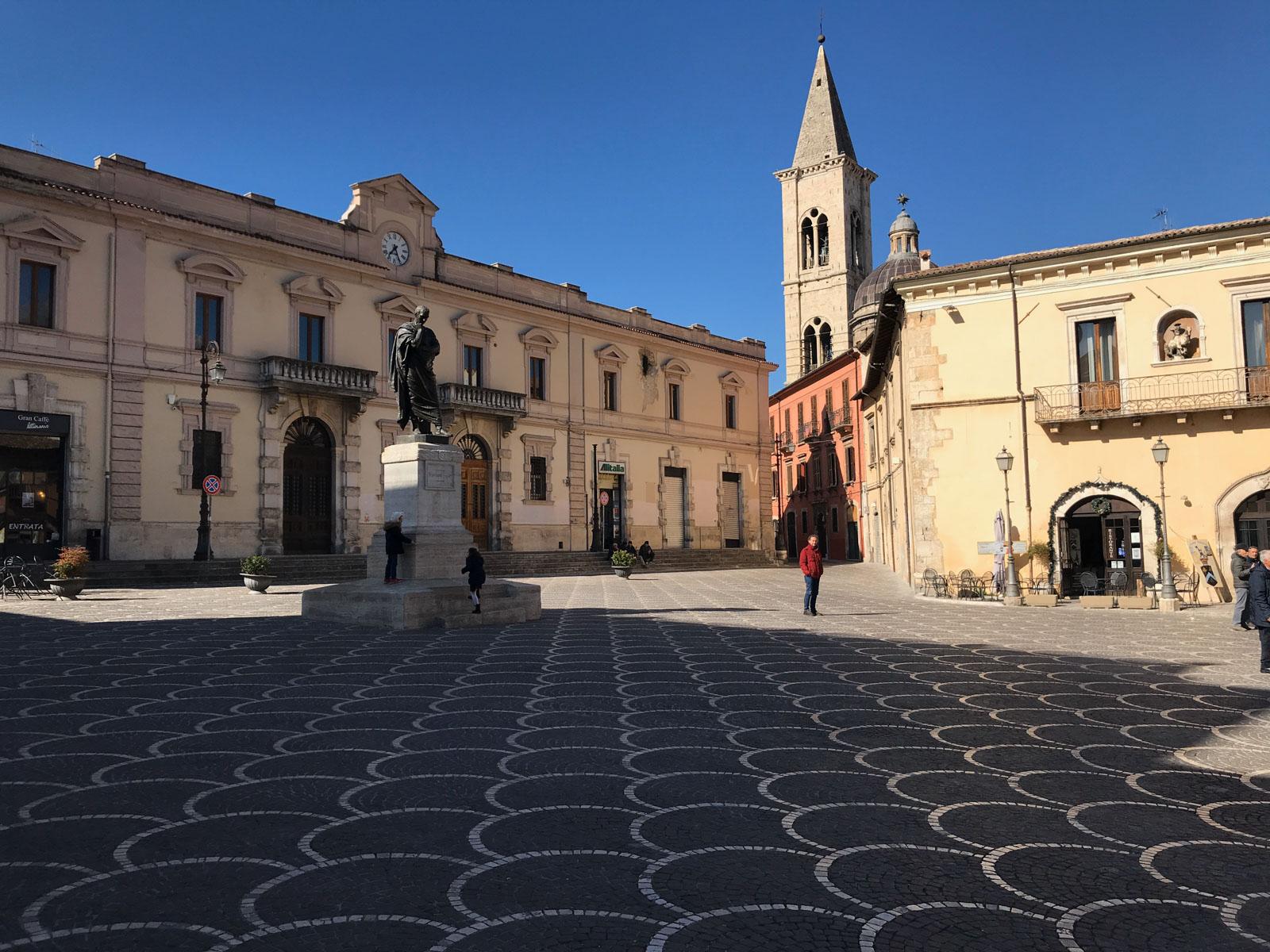 Sulmona, Italy.