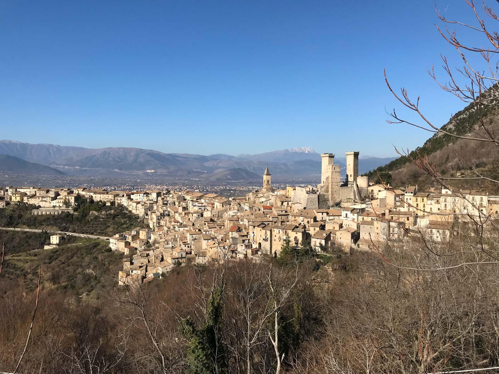 Pacentro L'Aquila, Italy