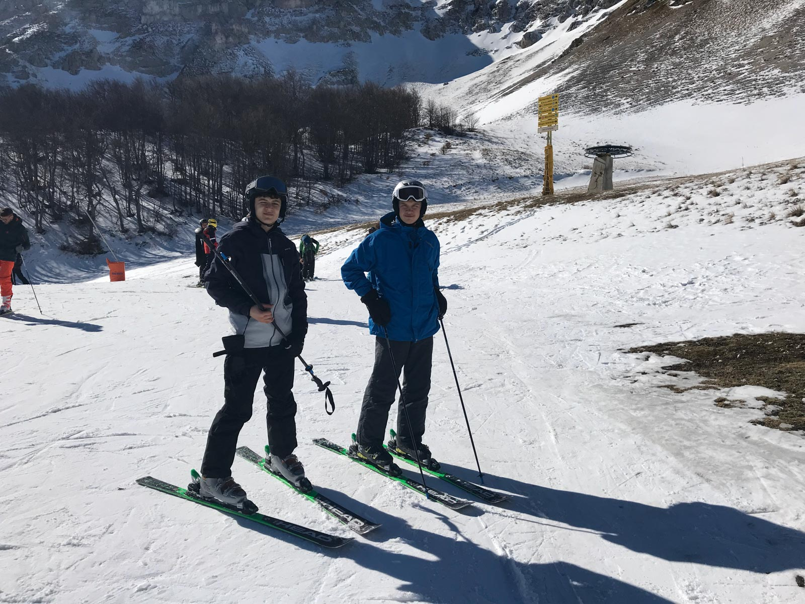 Roccaraso: 110km of skiing across 70 slopes