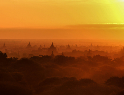 Myanmar – Background to the coup d'état
